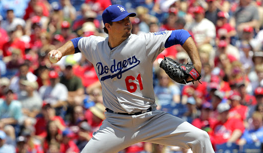 Josh Beckett comeback is complete with no-hitter against Phillies