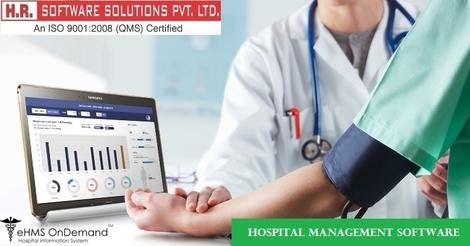 Hospital Maintenance Made Easy Through eHMS by HR Software Solutions Pvt. Ltd.