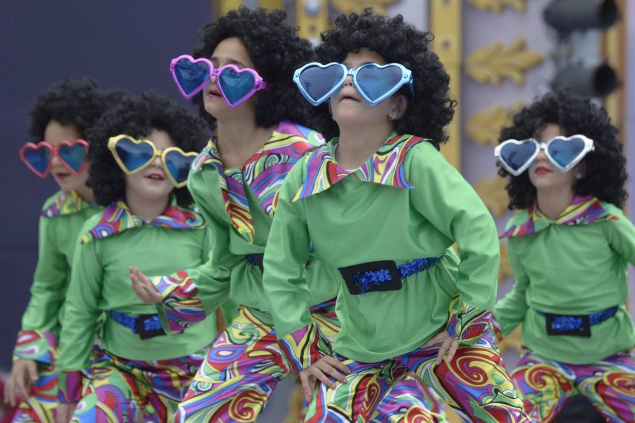 Festival de Disfraces Infantil