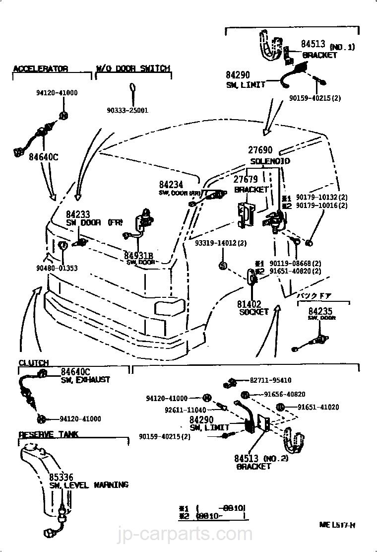 Exhaust Brake Wiring Diagram