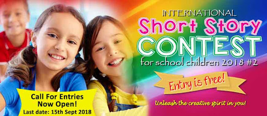 Story Writing Contests for Children, Creative Writing Competitions