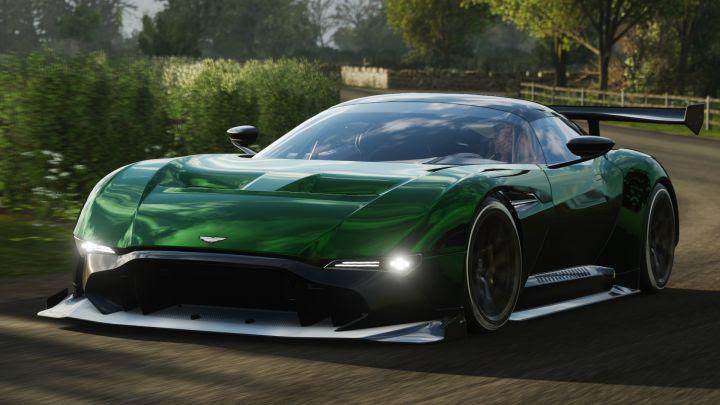 Supercars Gallery Aston Martin Vulcan 2016 Hypercar