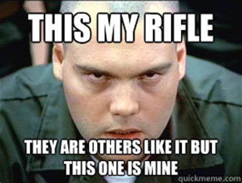 Private Pyle Quotes This Is My Rifle