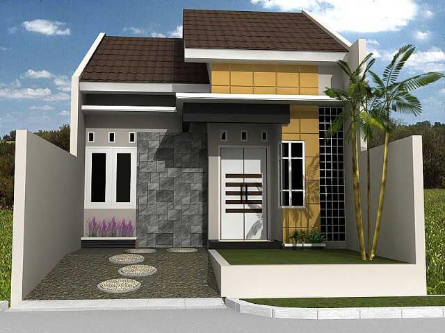 Trends Desain Rumah Minimalis Sederhana Galih Pamungkas