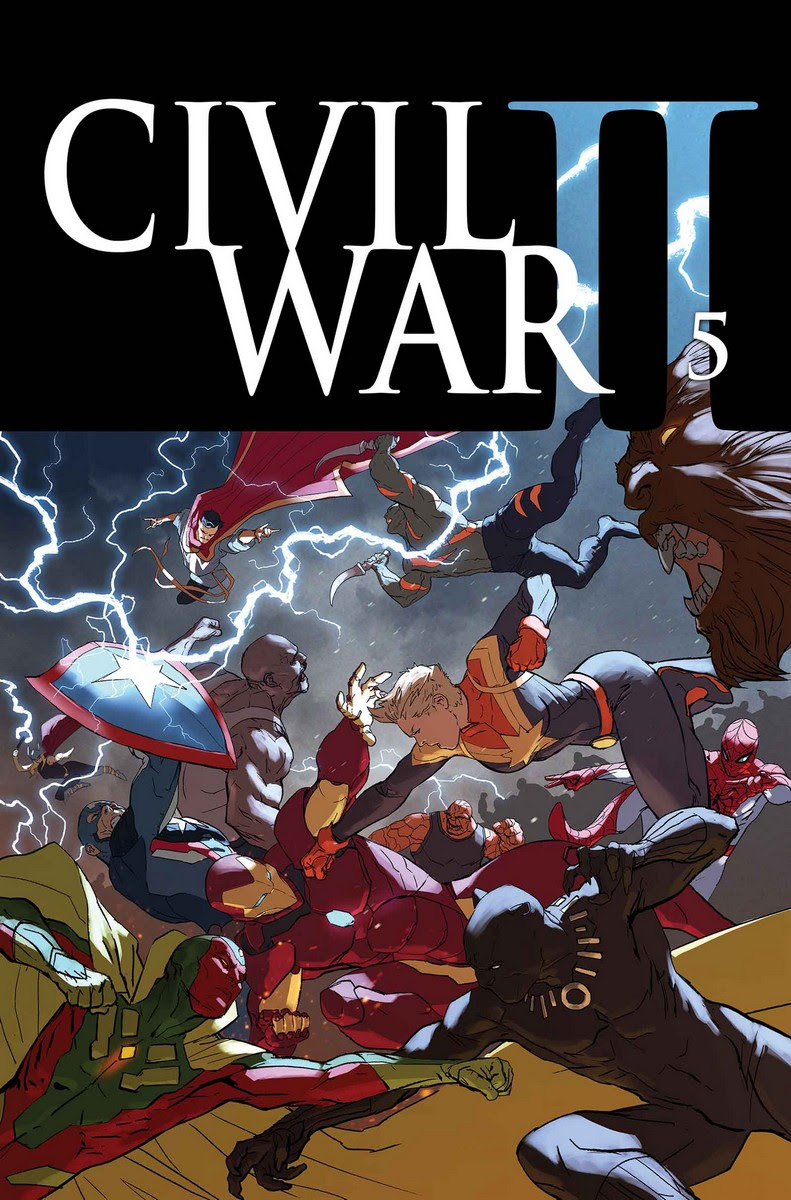 Image result for civil war ii 5
