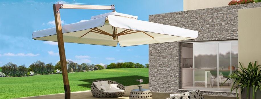 Casa moderna roma italy ombrelloni da terrazzo ikea - Ombrelloni da giardino ikea ...
