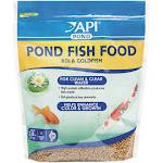 Mars Fishcare North 172356 2.68 oz API Cool Water Pond Fish Food