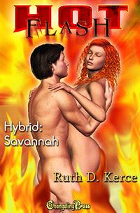 Hybrid: Savannah by Ruth D. Kerce
