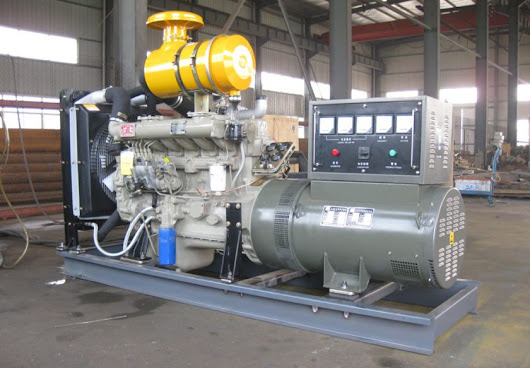 20 kw ~ 150 kw small diesel generator set cheap price list from China