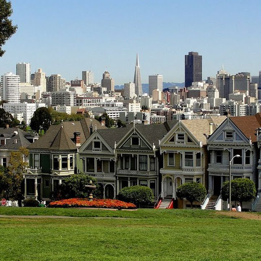 Google Pays For Free Wi-Fi in San Francisco Parks