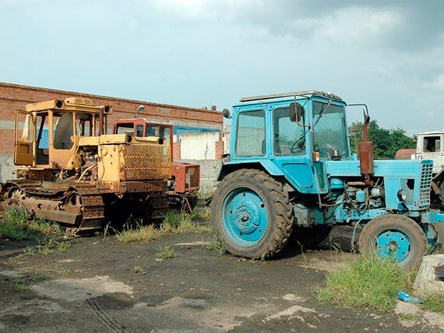 На Кубани у крестьян начинают отнимать пахотные земли