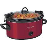 Crock-Pot 6qt Cook & Carry Slow Cooker - Red SCCPVL600-S
