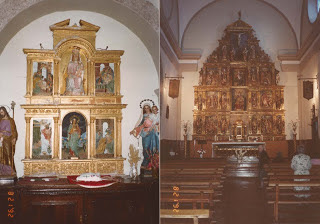 Figura 9. Sacristía de la iglesia de San Félix de Mendaza (Navarra)