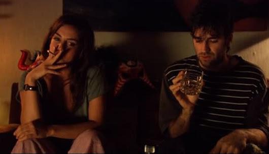 Jazmín Stuart y Daniel Hendler en 'Los paranoicos'