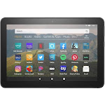"Amazon Fire HD 8 Tablet - 8"" WXGA - 2 GB RAM - 64 GB Storage - Black"