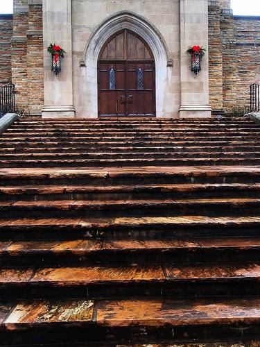 united methodist steps