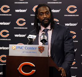 Former Bears cornerback Charles Tillman training to join FBI