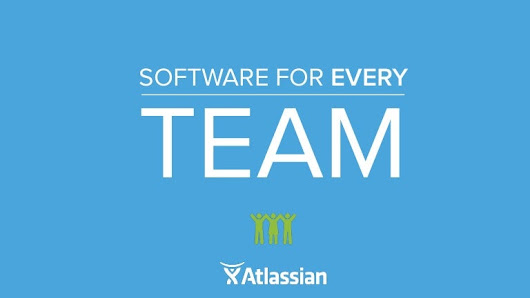 Atlassian - Software For Every Team