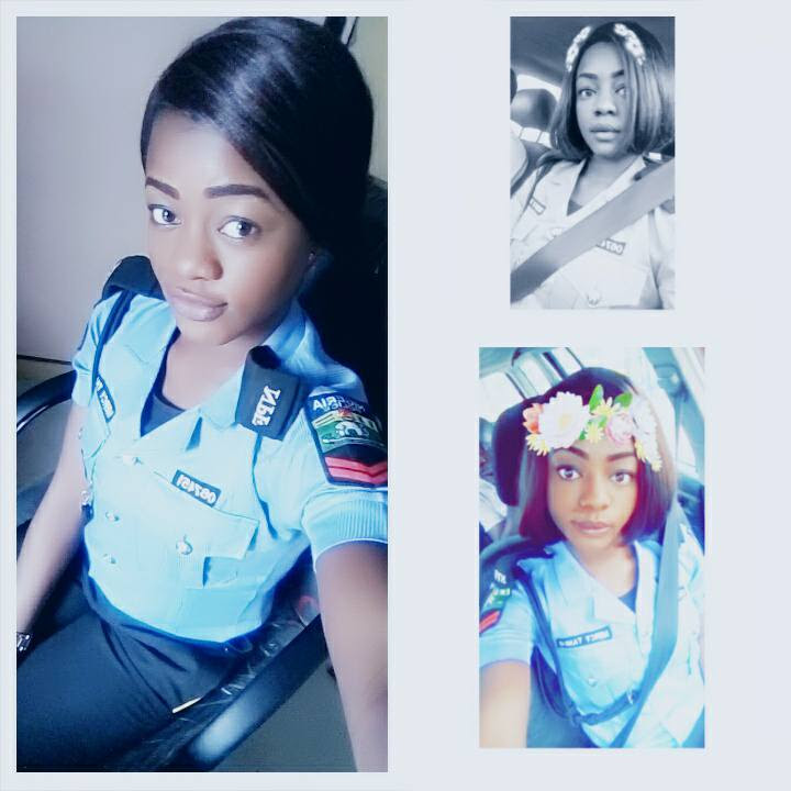 Pretty Policewoman Turns Slay Queen As She Releases Photos To Mark Her Birthday
