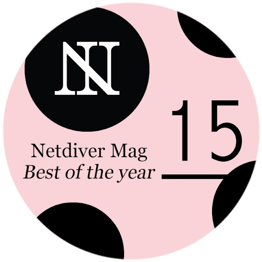 Best of the Year (BOTY) 2015 — Netdiver Mag #ISSN 1911-866X