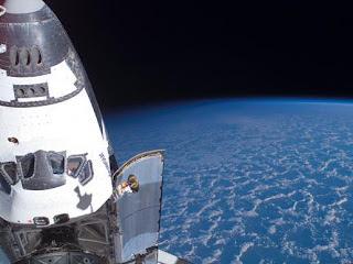 Espacio, Horizonte, Endeavour