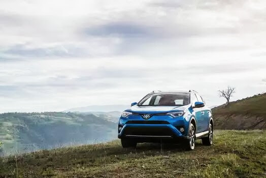 2016 Toyota RAV4 Hybrid Electric Car comes to Market