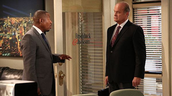 Partners - Martin Lawrence and Kelsey Grammer