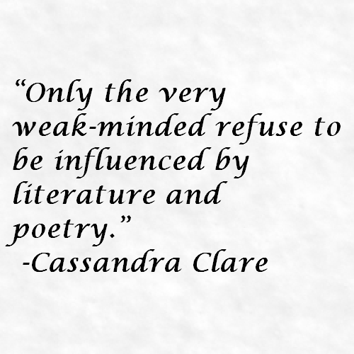 Cassandra Clare Quote About Learning Awesome Quotes About Life
