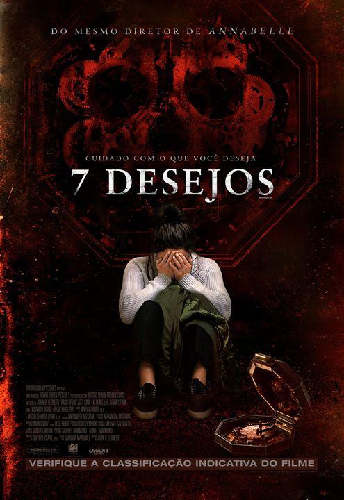 7 Desejos : Poster