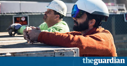 Augmented reality is driving construction's creative reinvention | Media Network | The Guardian