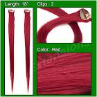 Brybelly (2 Pcs) Red Highlight Streak Pack PRHL-2-RD