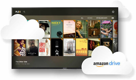 Plex Cloud legt Eure Videos in die Amazon Cloud