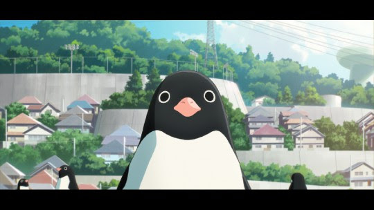 PENGUIN HIGHWAY: 1res images de l'anime japonais