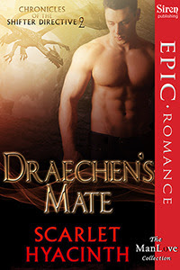 Draechen's Mate (Chronicles of the Shifter Directive, #2)