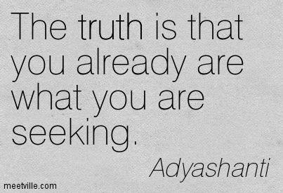 Adyashanti Quotes Interesting Liza Ioannou  Google