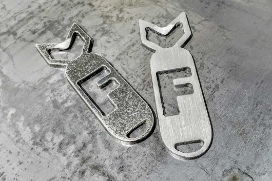 F-Bomb Bottle Opener – Texas Metal Works