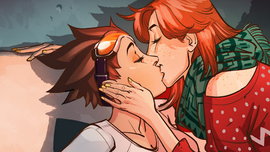 Overwatch's new comic confirms game's first queer character