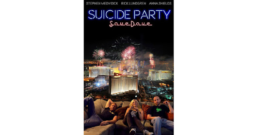 CLICK HERE to support Suicide Party #Save Dave Goes to Film Festivals