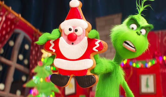 Box Office: November 9-11, 2018: THE GRINCH; BOHEMIAN RHAPSODY; OVERLORD, & More | FilmBook