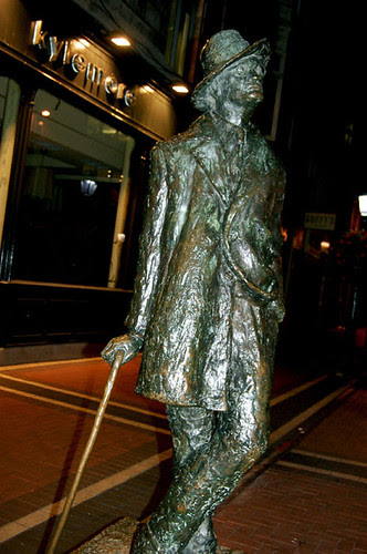 Dublin - James Joyce by MangakaMaiden Photography