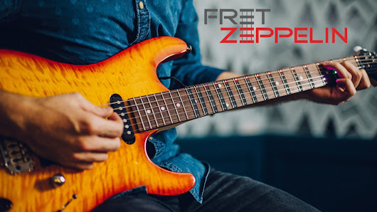 Fret Zeppelin - Play Guitar in 60 Seconds