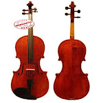 D'Luca Orchestral Series Viola Outfit 16 Inches