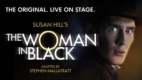 The Woman In Black Fortune Theatre London - ATG Tickets