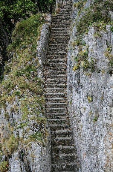 Escalones Faro de Santoña (3)