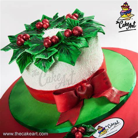 Pastel de Navidad ? Christmas cake   thecakeart.com
