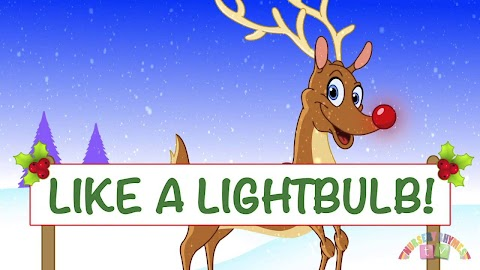 Lyrics To Rudolph The Red Nosed Reindeer With Echo