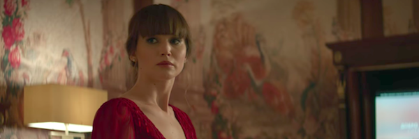 Image result for red sparrow 600x200