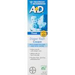 A+D Diaper Rash Cream - 4 oz
