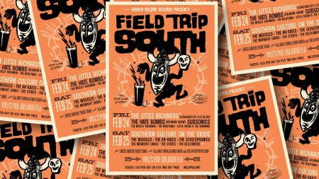 Field Trip South -Starts Today !! Playlist from DJ Vikki V and Video's from Me -