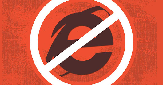 Even Homeland Security Says Not to Use Internet Explorer